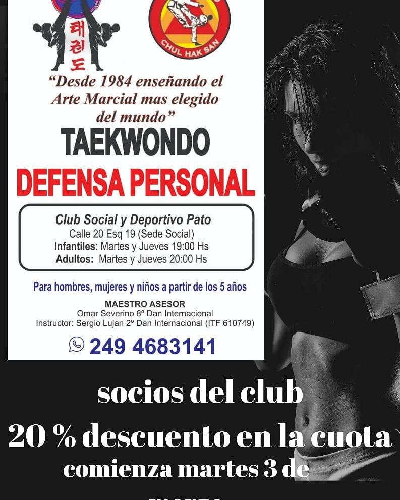Taekwondo en Balcarce